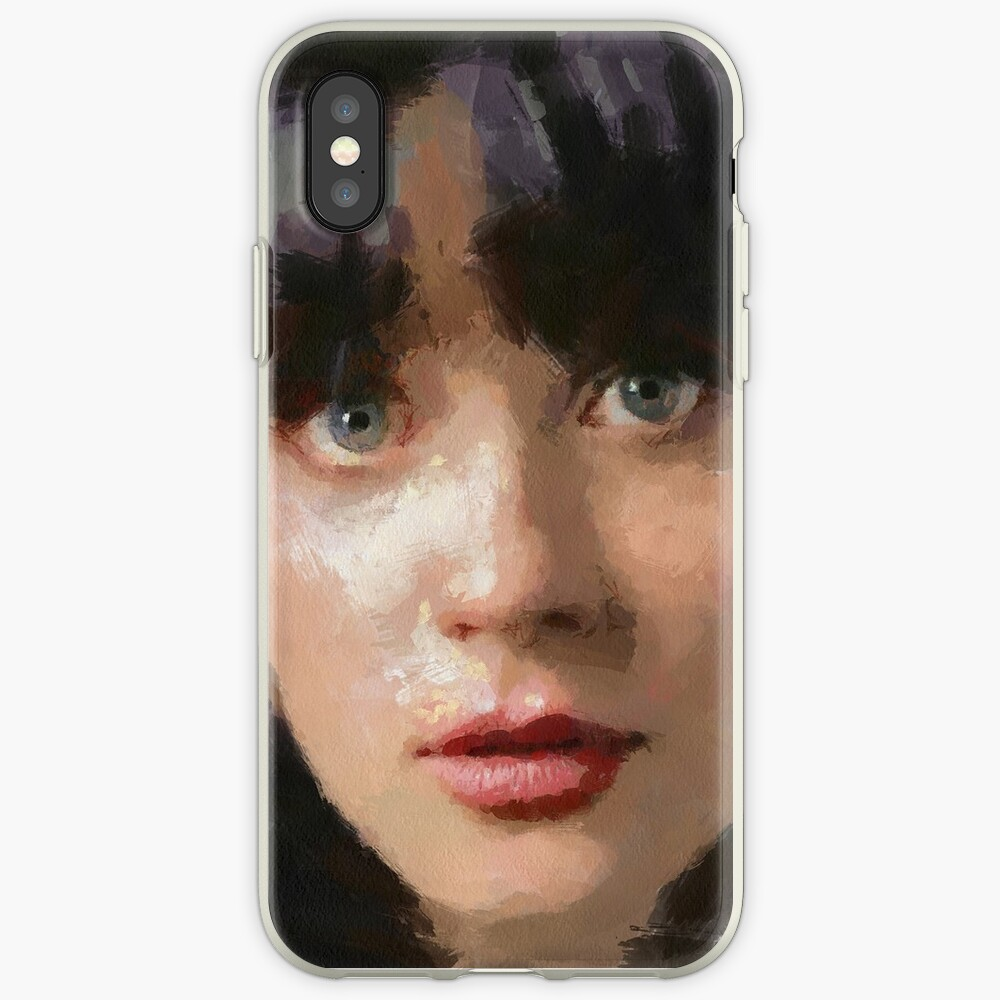 Zooey iPhone-Hülle & Cover