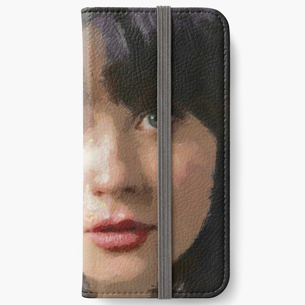 Zooey iPhone Flip-Case