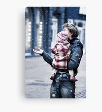 Winterdream Canvas Print