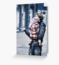 Winterdream Greeting Card