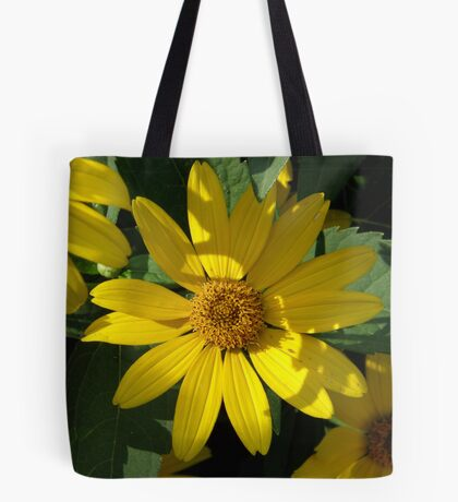 Yellow Daisies by the Roadside Tote Bag