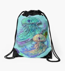 Medusa Drawstring Bag