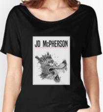 JD McPHERSON Tour Dates 2017 Women's Relaxed Fit T-Shirt