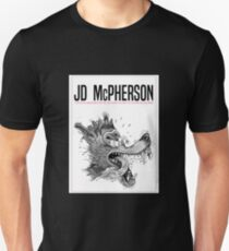JD McPHERSON Tour Dates 2017 T-Shirt
