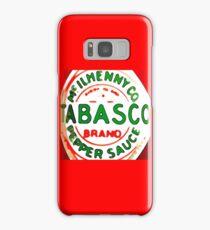Tabasco Samsung Galaxy Case/Skin