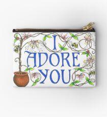 I Adore You Studio Pouch