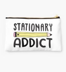 Stationary Addict Studio Pouch