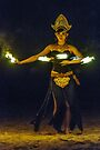 Fire Dance by Werner Padarin