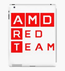 AMD Red Team | Ryzen Vega iPad Case/Skin