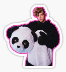 Jack Avery WDW merch (color pink) Sticker