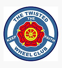 The Twisted Wheel Club Photographic Print