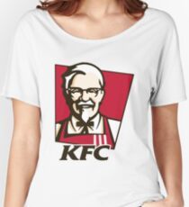 KFC Women's Relaxed Fit T-Shirt