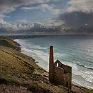 Wheal coates mine St Agnes Cornwall by eddiej