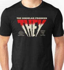 THEY Horror Shirt (dark) T-Shirt