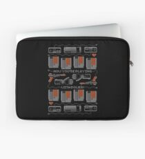 Now You're Playing With Power! T-Shirt Laptop Sleeve