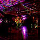 Psychedelic Dancing by Al Bourassa