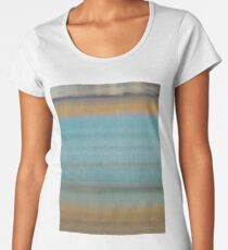 Blurred Lines no.2 Women's Premium T-Shirt
