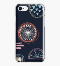 Abstract Thread iPhone Case/Skin