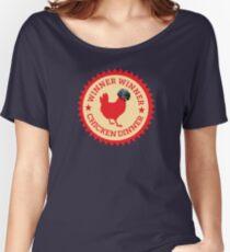 PUBG - Winner Winner Chicken Dinner 3 Women's Relaxed Fit T-Shirt