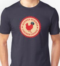 PUBG - Winner Winner Chicken Dinner 3 Unisex T-Shirt