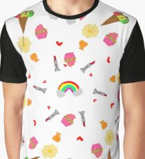 Sugar Spice and Everything Nice  Graphic T-Shirt