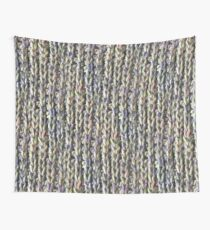 Crochet Lavender Fields Wall Tapestry