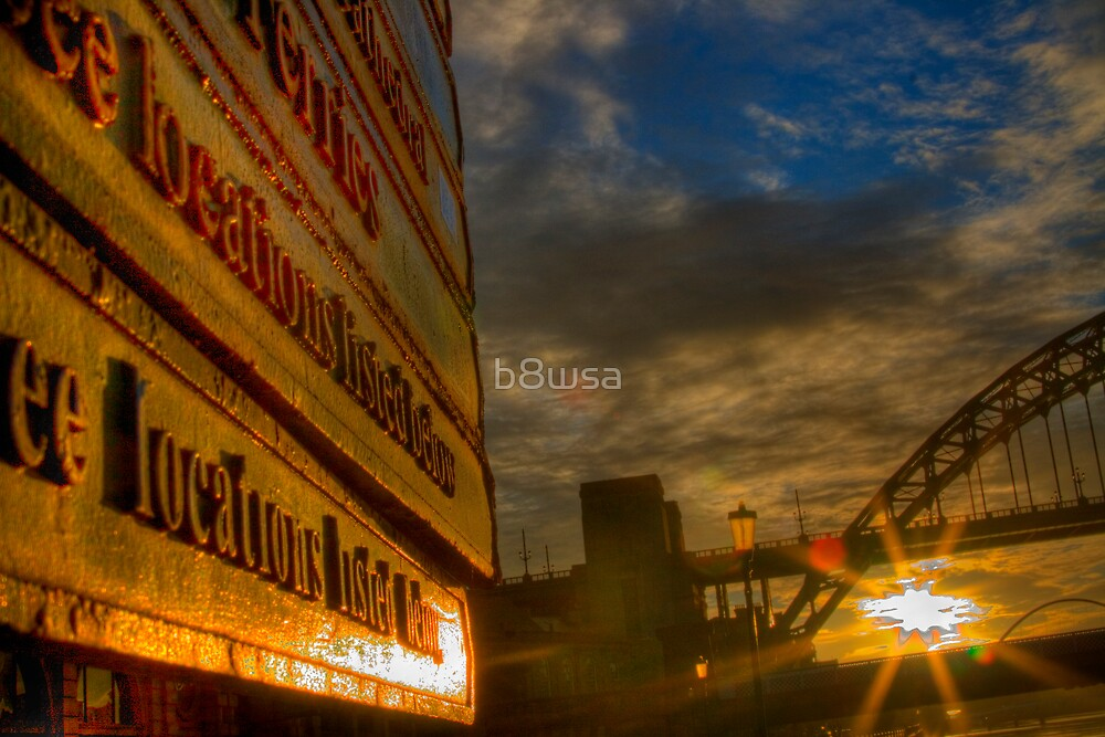 All Signs Point to The Tyne by b8wsa