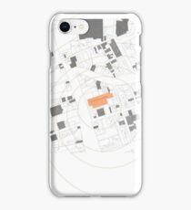 Cork City Food Map iPhone Case/Skin