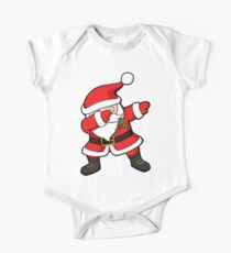 Dabbing Santa Claus Christmas Dab Kids Clothes