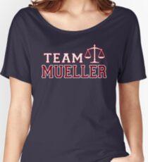 Team Müller - Gerechtigkeitswaagen Baggyfit T-Shirt