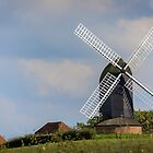 Rolvenden Mill by JEZ22