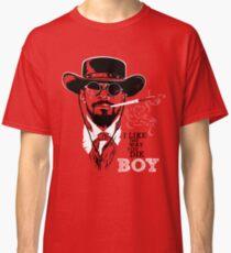 Camiseta clásica Django desencadenado