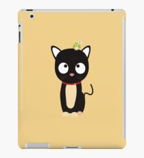 Bird and Cat Guess Who Rm70n iPad Case/Skin