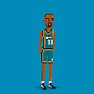 G Hill by pixelfaces