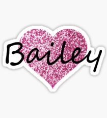 Bailey Sticker