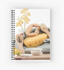 Spa treatments to restore the beauty of your body Spiral Notebook