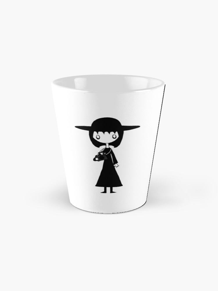 Alternate view of Lydia from Beetlejuice  Mugs
