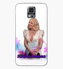 Jennifer Morrison nyfw white dress Case/Skin for Samsung Galaxy