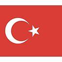 TÜRKEI, Flagge der Türkei, Türkische Flagge, Halbmond, Stern, Pure ...