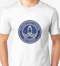 Planetary Union Network T-Shirt