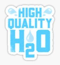 Water Boy High Quality H2O Sticker