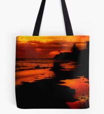 """""""Sunrise at the Spring"""" Tote Bag"""