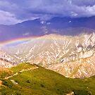 The rainbow of nature. by ALEJANDRA TRIANA MUÑOZ