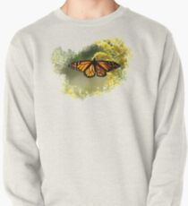 The Monarch and the Golden Rod Pullover
