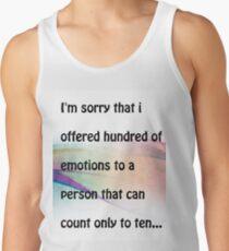 Emotions.. T-Shirt