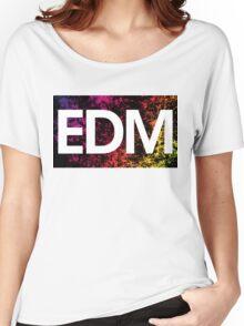 EDM Women's Relaxed Fit T-Shirt