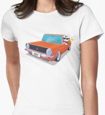 Volkswagen Golf Women's Fitted T-Shirt