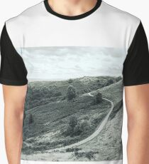 Path in the Hills Graphic T-Shirt