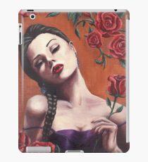 Vampire Art Halloween Art Gothic Art iPad Case/Skin