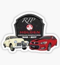 RIP Holden Australia Sticker
